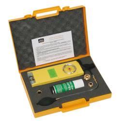 Dispositif de contrôle et d'essai d'étanchéité des installations intérieurs basse pression